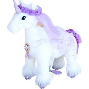 Unicorn with Purple Horn, Small
