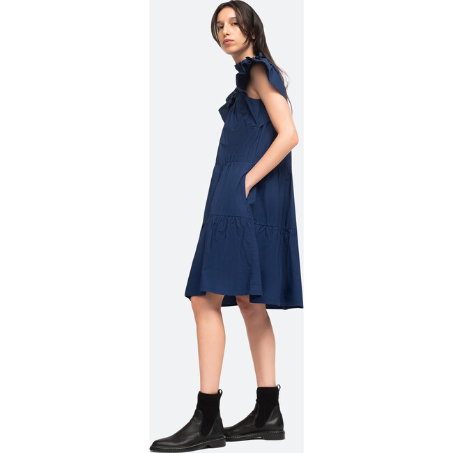 Women's Claudine Dress, Blue