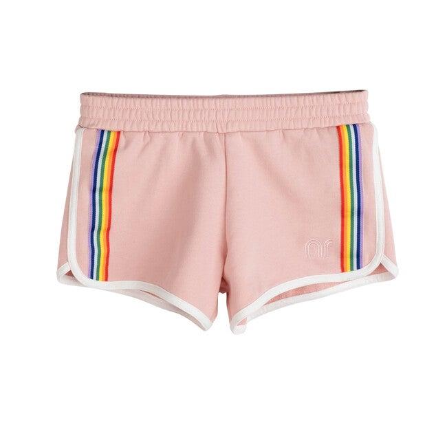 Nicki Shorts, Faded Pink