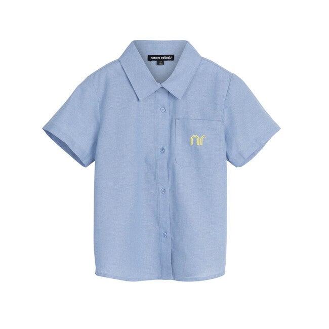 Billie Chambray Shirt, Chambray
