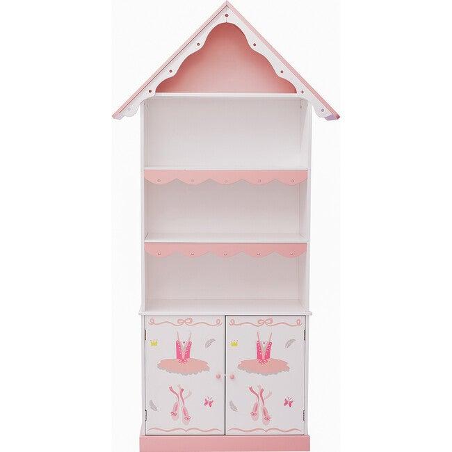 Swan Lake Bookshelf