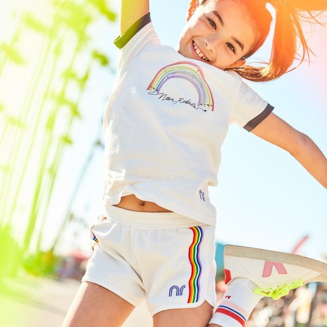 Nicki Shorts, Marshmallow