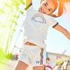 Nicki Shorts, Marshmallow - Shorts - 2