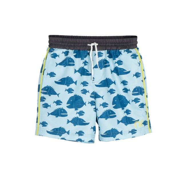 Jax Swim Trunk, Plume Fish