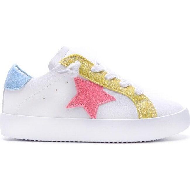 Scottie Sneaker, White Multi