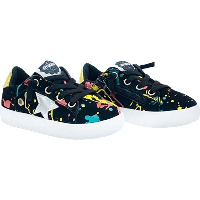 Lexi Sneaker, Black Multi