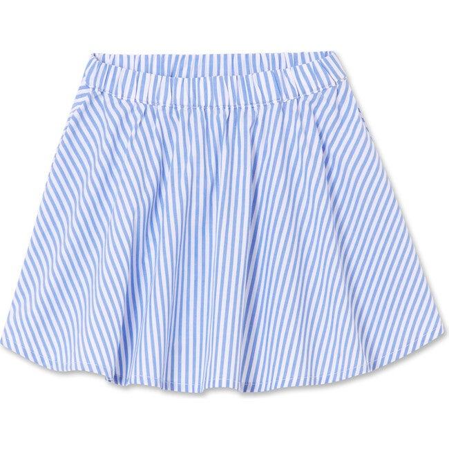 Womens Sabrina Skirt, Barkley Stripe