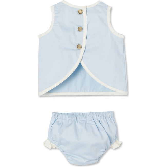 Poppy Dress and Bloomer Set, Skyride