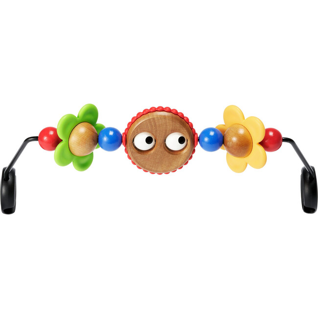 Toy for Bouncer, Googly Eyes