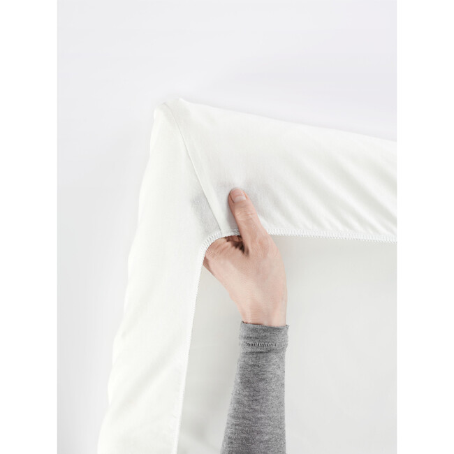 Fitted Sheet for Travel Crib
