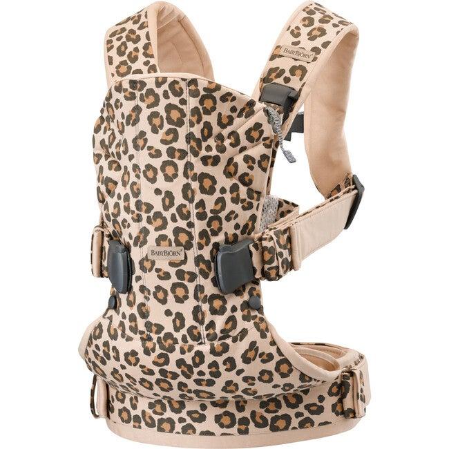 Baby Carrier One in Beige Leopard