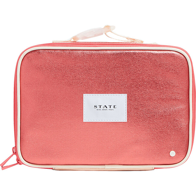 Rodgers Lunch Box, Coral Multi