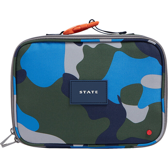 Rodgers Lunch Box, Travel Camo