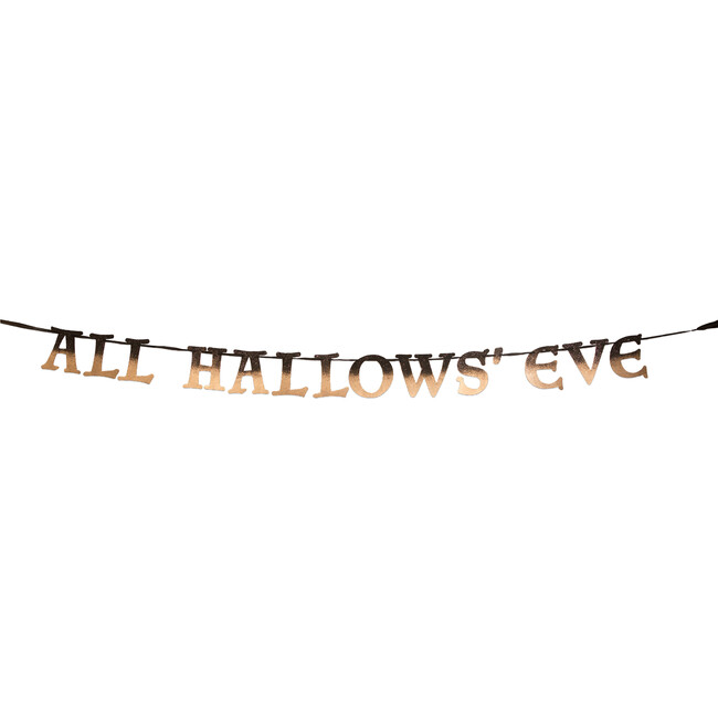 All Hallow's Eve Garland
