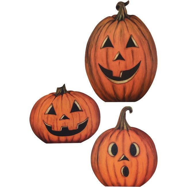 Pumpkin Patch Dummy Board, Set of 3