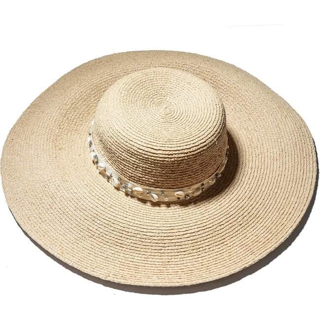 Women Jeweled Sun Hat