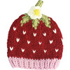 Addie Strawberry, Red - Hats - 1 - thumbnail