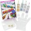 Pastels Tie Dye Kit ( 4 Colors) - Arts & Crafts - 2