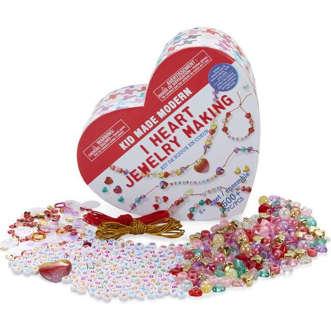 I Heart Jewelry Kit - Arts & Crafts - 1