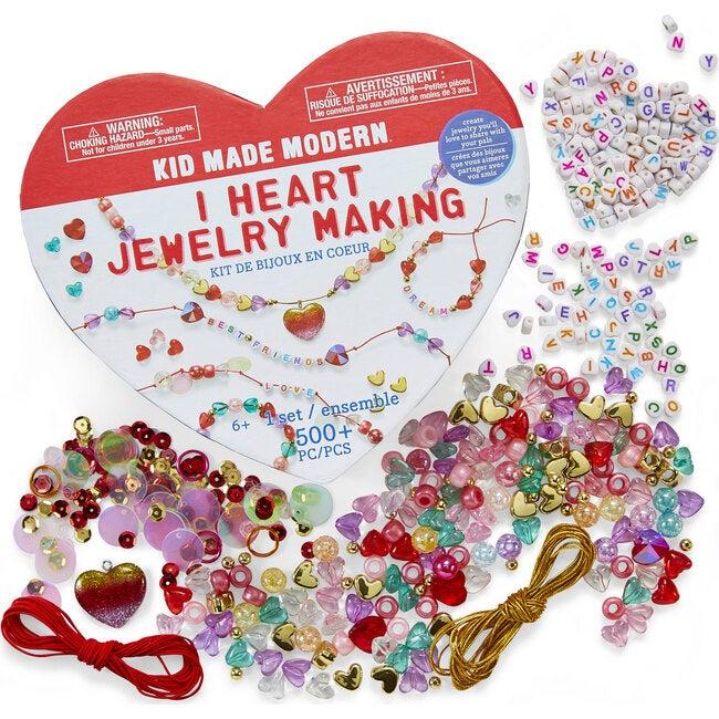 I Heart Jewelry Kit