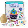Paint Your Own Paper Mache Cupcake - Arts & Crafts - 1 - thumbnail
