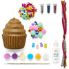 Paint Your Own Paper Mache Cupcake - Arts & Crafts - 2