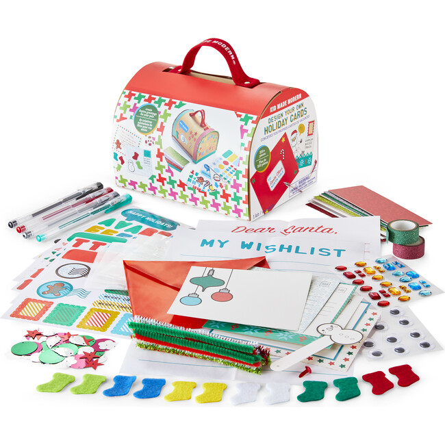 Design Your Own Holiday Cards Kit