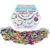 Alphabet Charm Jewelry Kit - Arts & Crafts - 1 - thumbnail