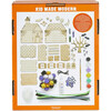 Create Your Own Haunted House Craft Kit - Arts & Crafts - 3