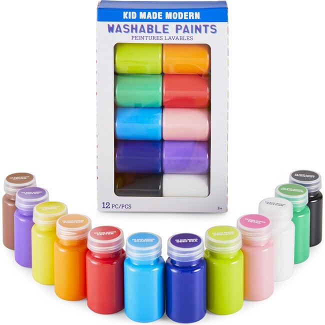 Washable Paint Set - Arts & Crafts - 1