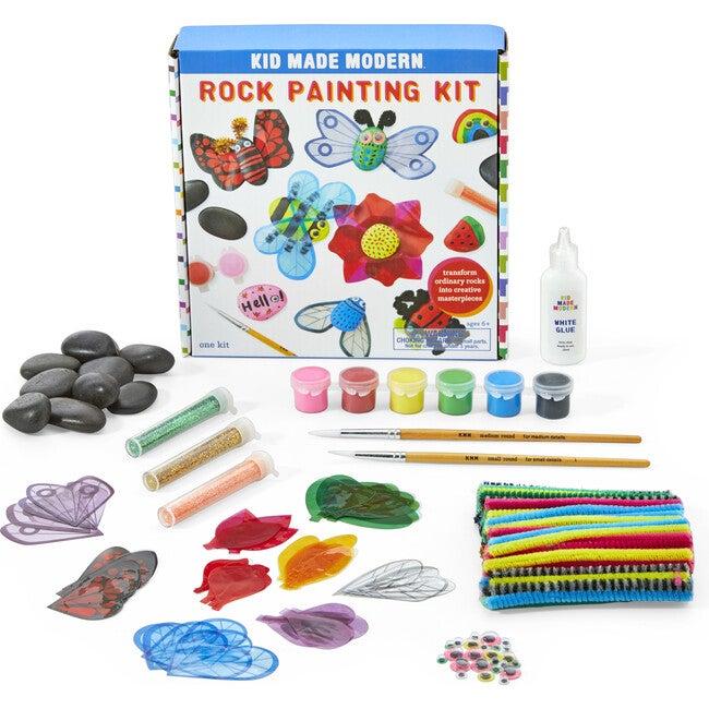 Rock Painting Kit - Arts & Crafts - 1