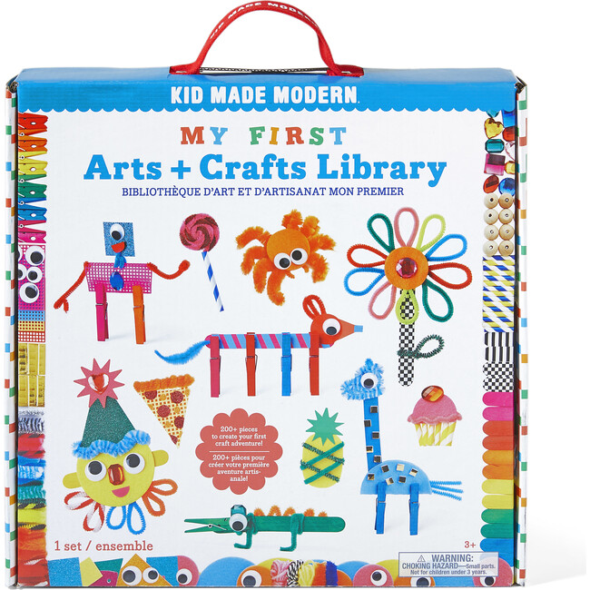My First Arts and Crafts Library - Arts & Crafts - 1