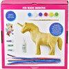 Paper Mache Kit, Unicorn - Arts & Crafts - 2