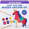 Paint Your Own Wooden Unicorn - Arts & Crafts - 1 - thumbnail