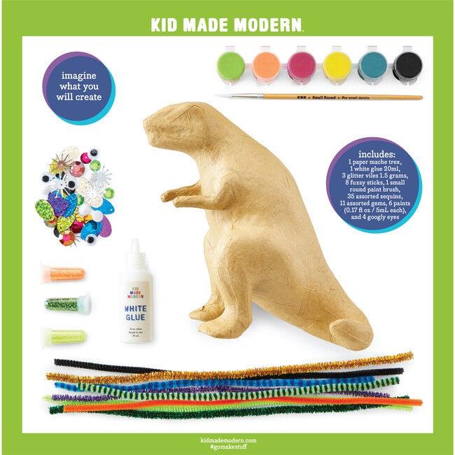 Paper Mache Kit, T-Rex