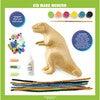 Paper Mache Kit, T-Rex - Arts & Crafts - 2