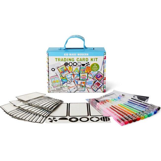 Trading Card Kit - Arts & Crafts - 1