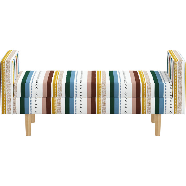 Nell Daybed, Stripe Tahoe Multi