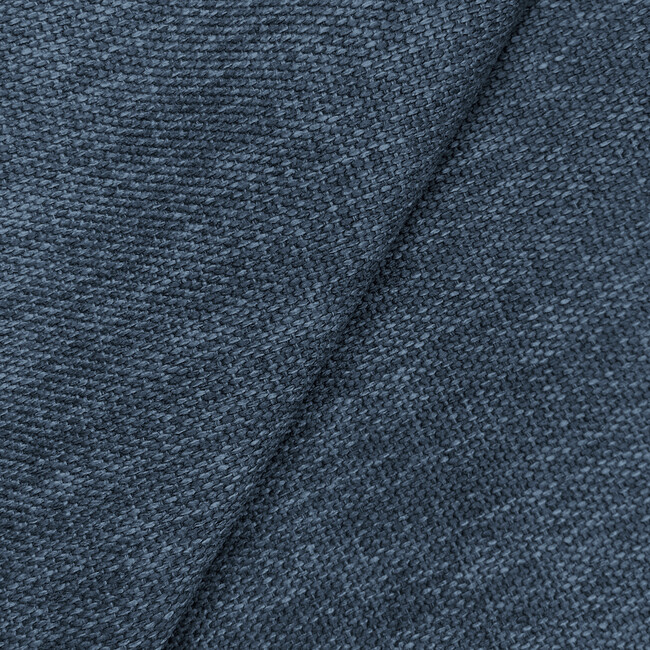 Corneila 3 Piece Sectional, Denim Woven
