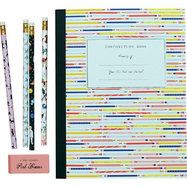 The Essentials School Supply Set, Pencils - Paper Goods - 1