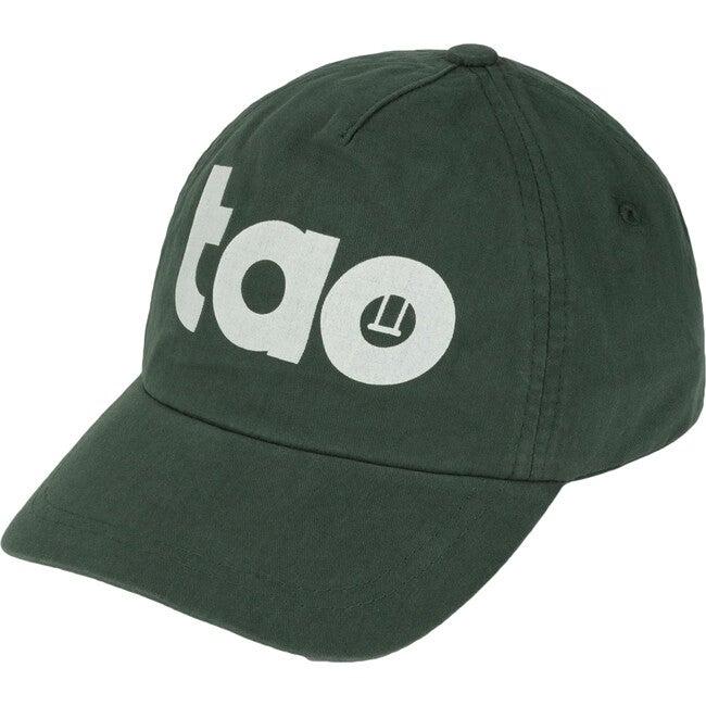 Adult Big Hamster Cap, Deep Green TAO