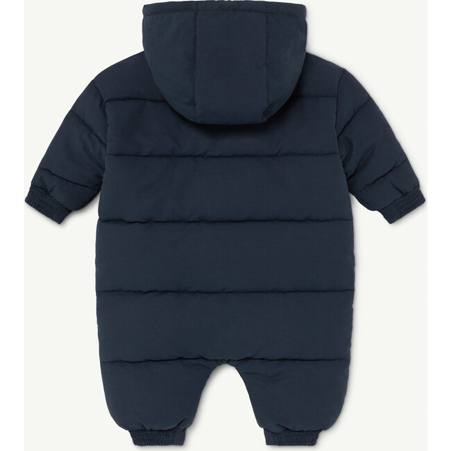 Bumblebee Baby Coat Jumpsuit, Navy The Animals