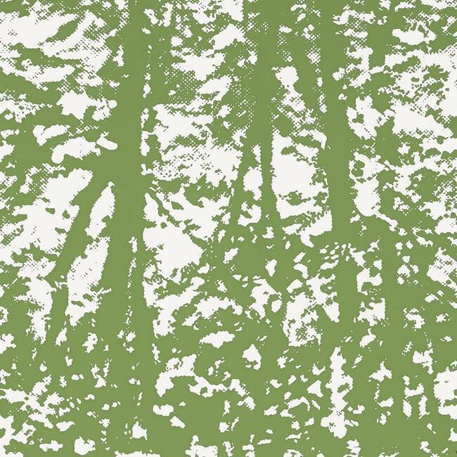 Woodland Wallpaper, Leaf