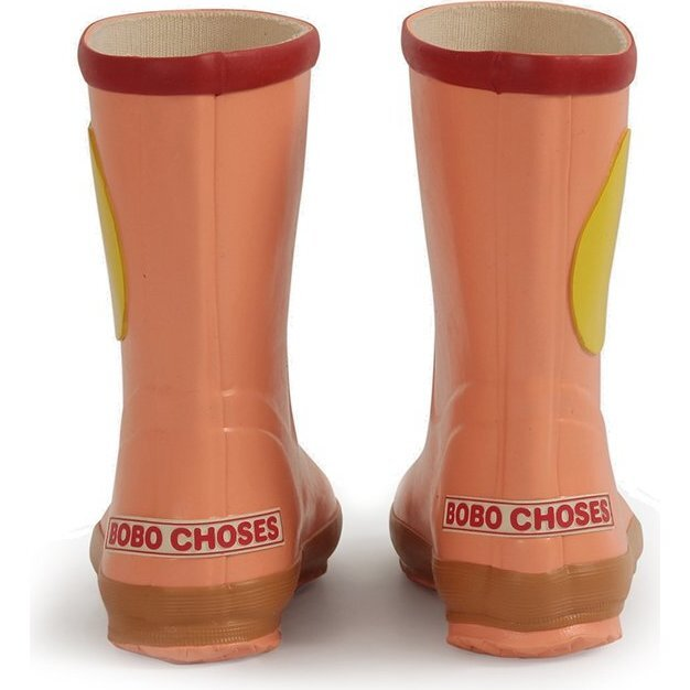 Faces Rain Boots, Orange