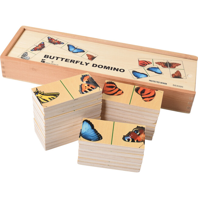 Butterfly Domino Game