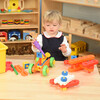 Junior Engineer Building Set, Yellow - Games - 2