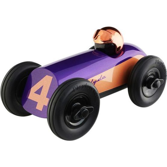 Midi Clyde Racecar, Purple