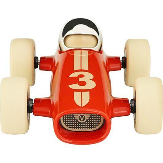 Verve Malibu Racecar, Dark Orange