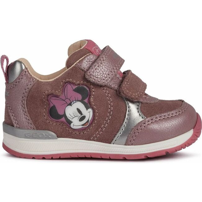 Rose Minnie Mouse Shoes, Pink