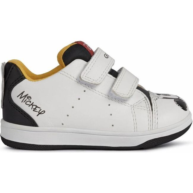Mickey Sneakers, White